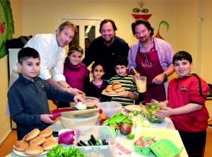 Promis kochen für Kinder