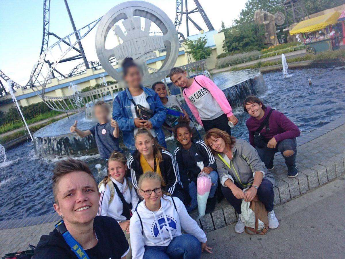 Urlaub mit tollen Ausflügen für die Kinder der Wohngruppe