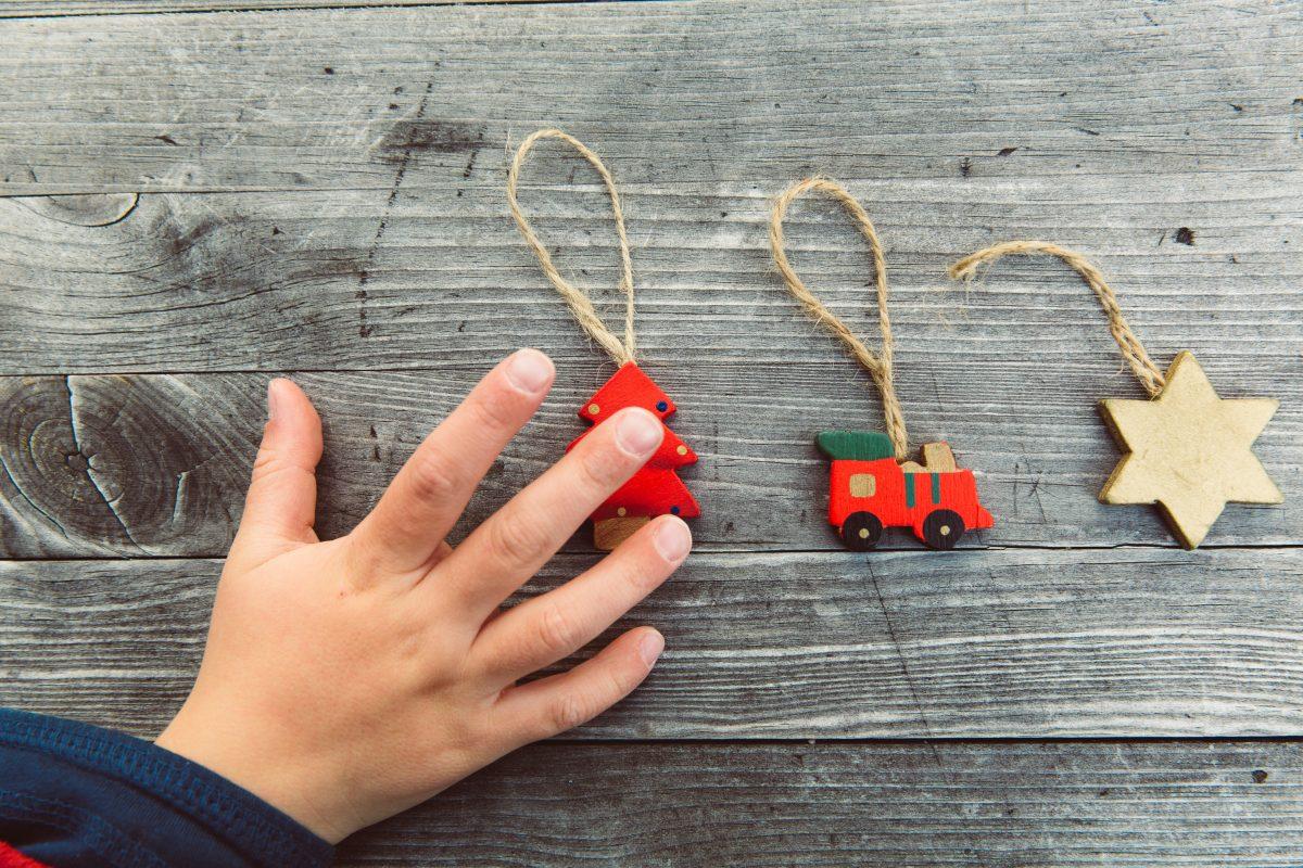 Das Jahr 2020 neigt sich dem Ende zu und die Kinder freuen sich so sehr auf Weihnachten